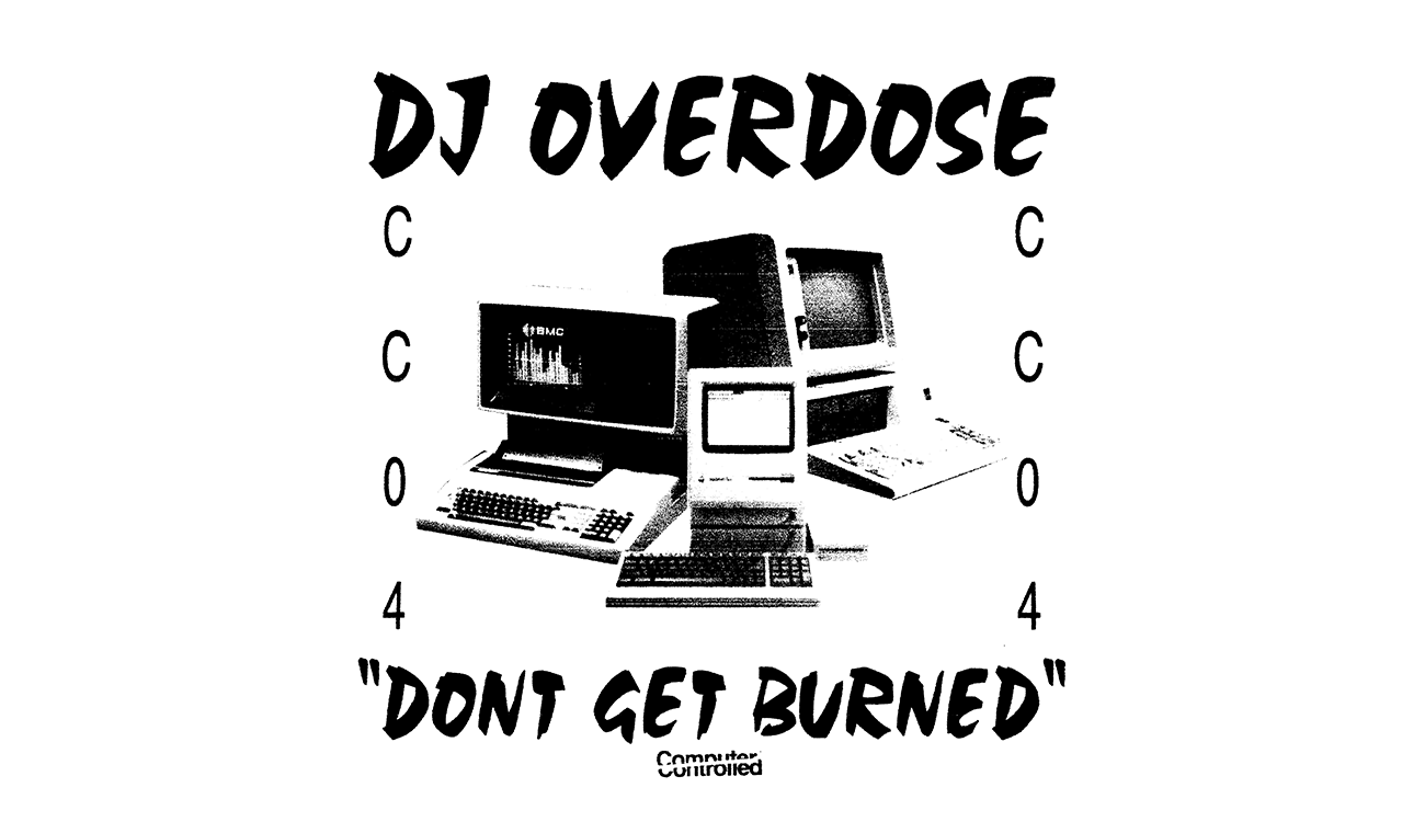 Premiere: DJ Overdose – Blue Flame | If-Only